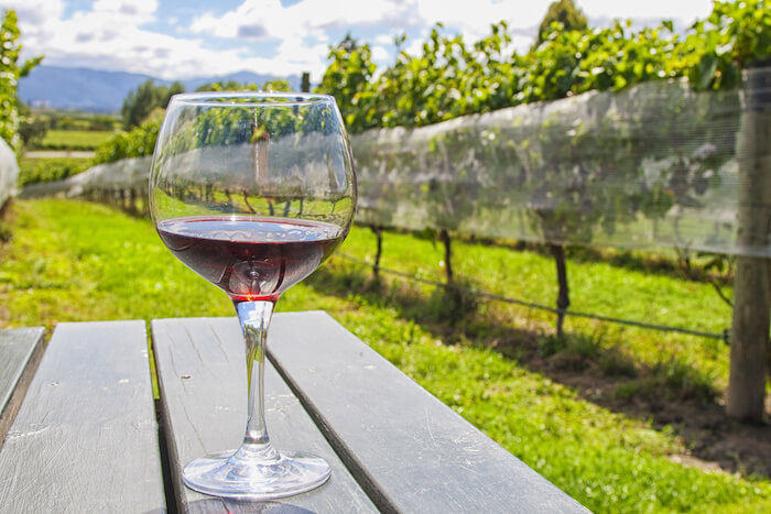 ニュージーランドワイン