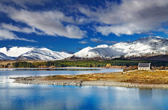 ニュージーランド-サザンアルプス