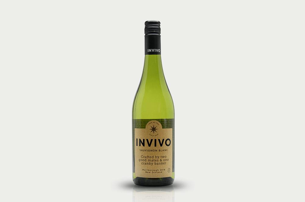 インヴィーヴォ ソーヴィニヨン・ブラン2018