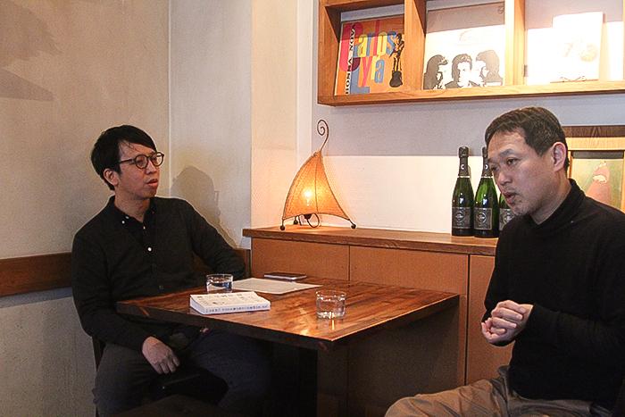 barbossa林さんとボクモ岩須さん