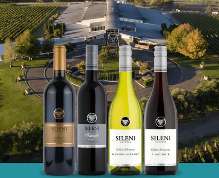 シレーニのワイン