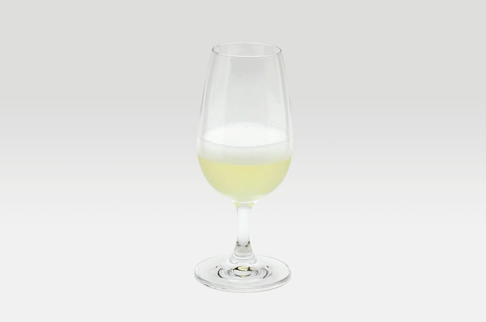 シレーニ スパークリング ブリュットグラス
