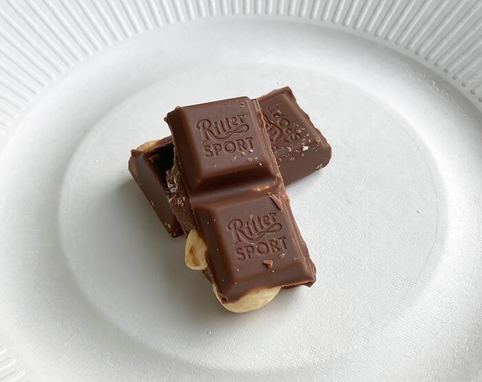 ナッツチョコレート