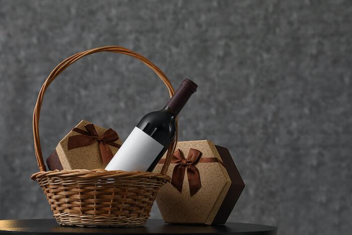 ワイン・バスケット