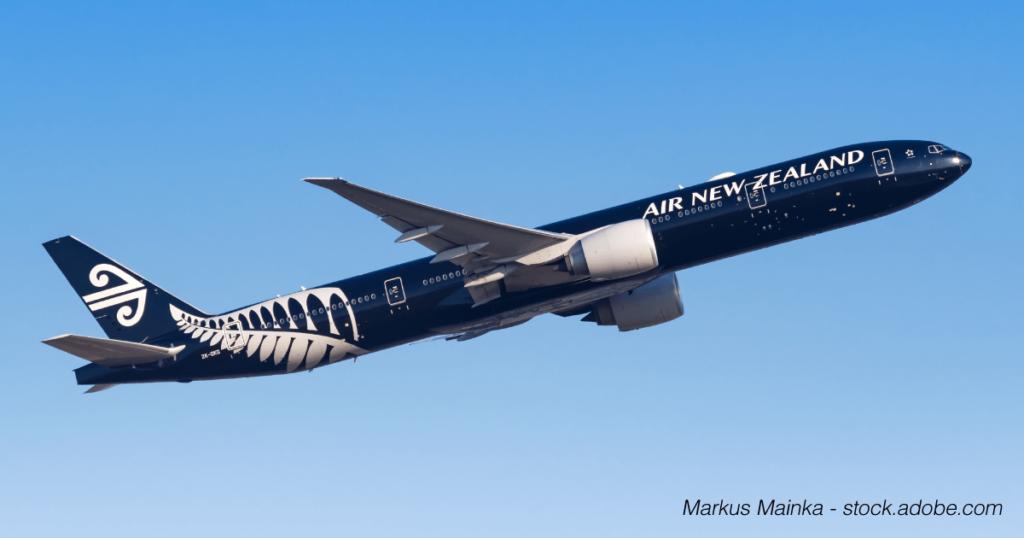体重測定騒動にクッキー騒動?!ニュージーランド航空が騒動の渦中に。1stView