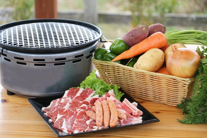 ローザンベリー多和田 BBQ