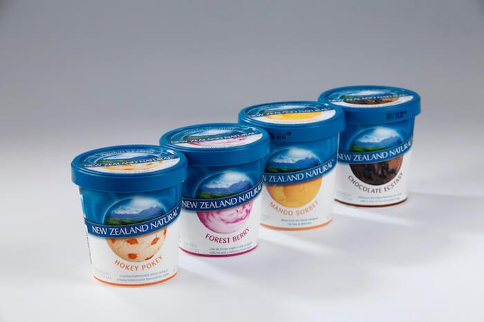 ニュージーランド・アイスクリーム